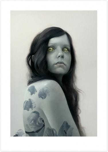 Oryx | Sam Weber #painting #sam weber