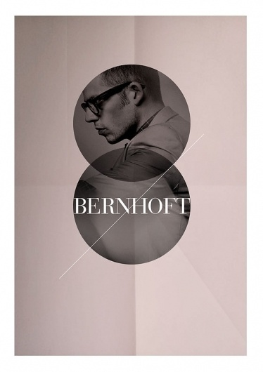 Bernhoft on the Behance Network #bernhoft #ssinge #print #design #graphic