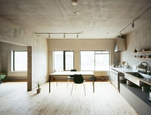 Art Union #interior #design #japan #minimalism