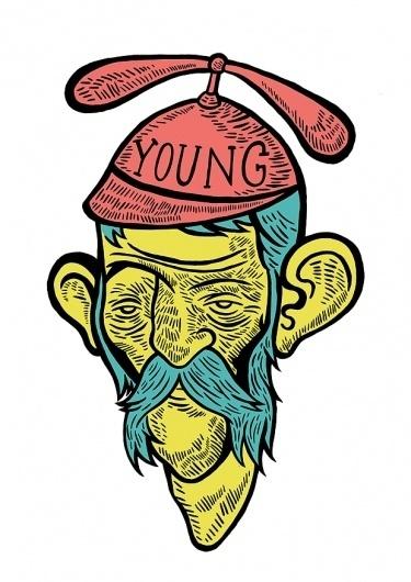 Illustration : Josh Neal Illustration #illustration #josh #neal
