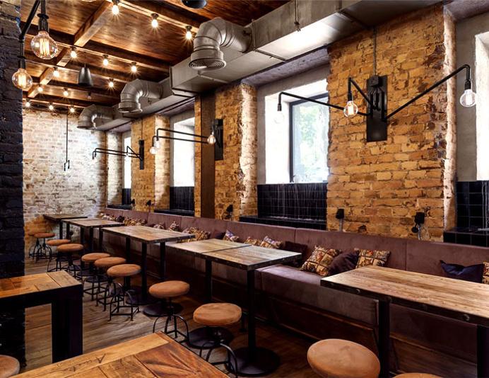 Bottega Wine and Tapas by Kley Design Studio - restaurant, restaurant design, restaurant decor, retail design, #restaurant