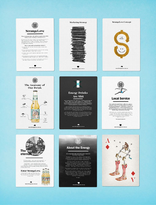 MarxDesign_StrangeLove_07 #design #cards