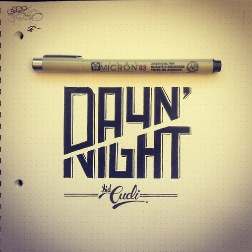 Day n #lettering #typography