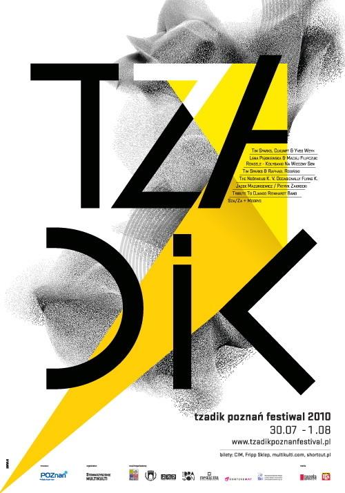 Tzadik testival by Krzysztof Iwanski