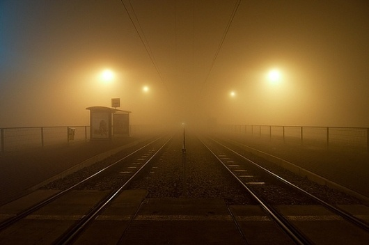 1322891262447212.jpg 600×399 pixels #traintracks #photography #light