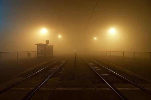 1322891262447212.jpg 600×399 pixels #traintracks #photography #light