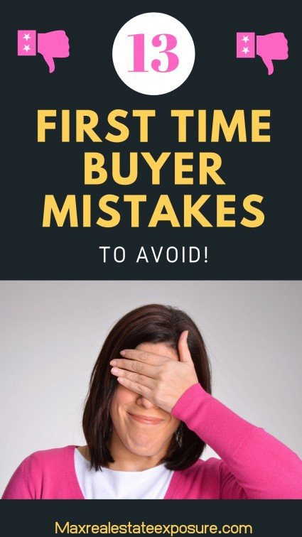 Mistakes First Time Buyers Need to Avoid