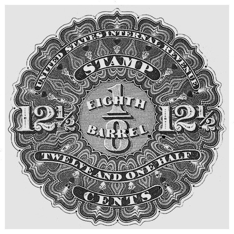 Typography / beer stamps #beer #stamp