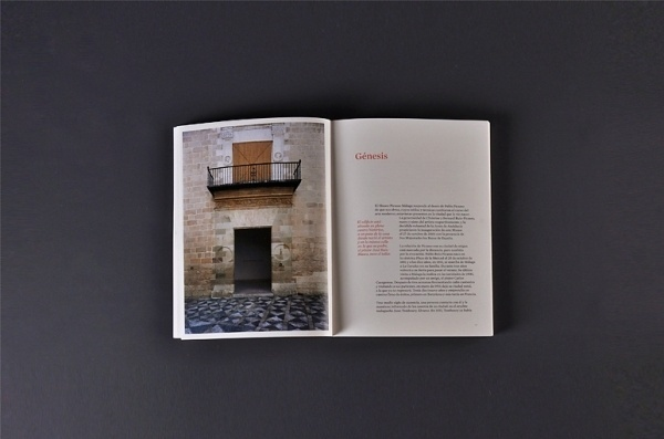 Museo Picasso #layout