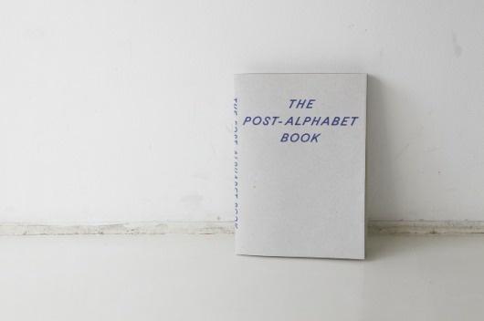 THE POST-ALPHABET BOOK - POSTHYPHEN GRAPHIC DESIGN #post #alphabet #book #the