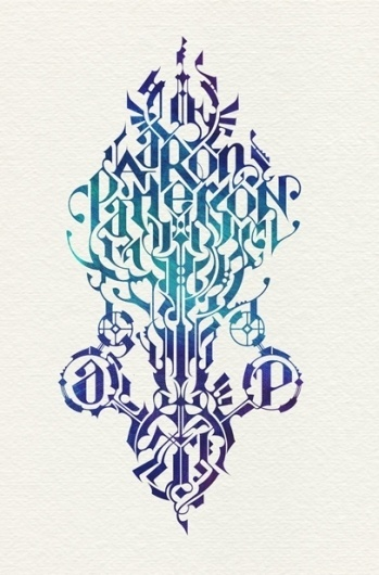 CUSTOM LETTERS 2009 — LetterCult #type #design #graphic