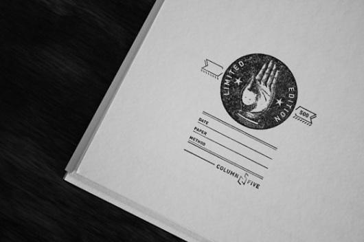 Column five media presents – In Caffeine we trust poster   Jared Erickson #coffee #stamp #design #poster