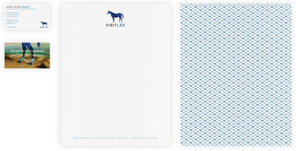 Visit LEX #horses #branding #application #lex #awesome