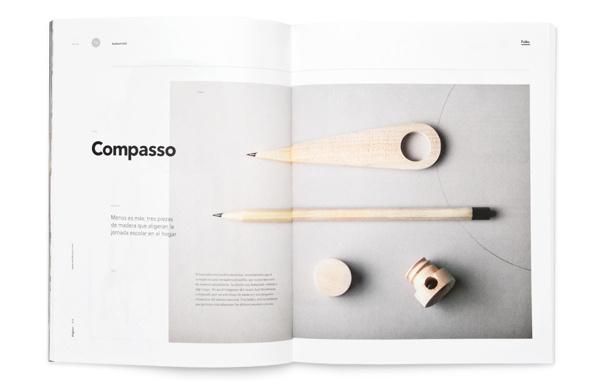 Folio Volumen. by Face. #spread #print #layout #editorial