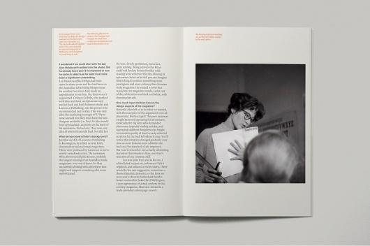 Hofstede Design – SI Special | September Industry #print #layout #paper #magazine