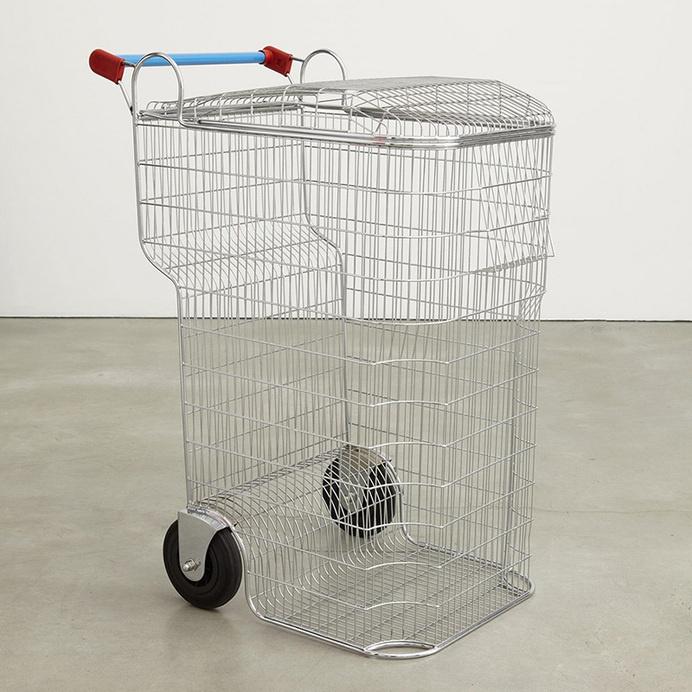Los Carpinteros – Trash-Shopping Cart