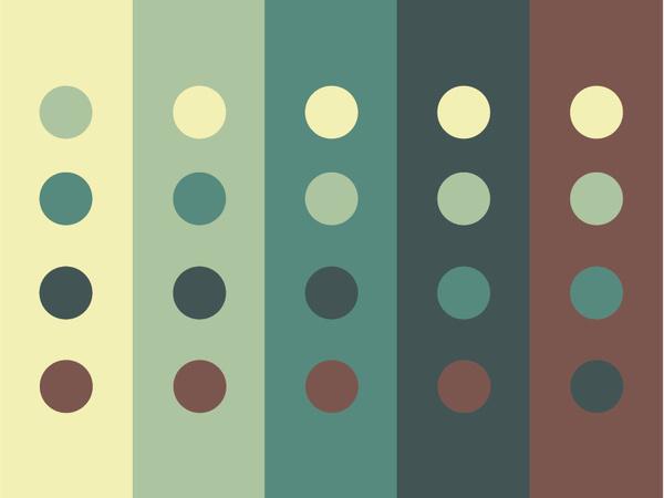 S6 dots vintage 2 05 #color