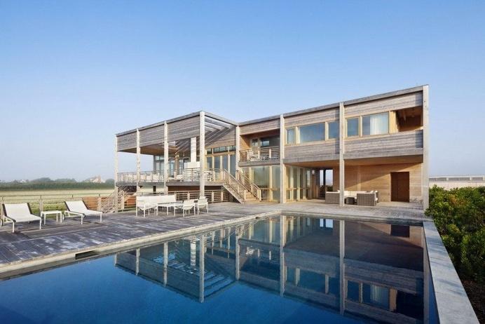 Ocean Pond Residence in Long Island, New York 2