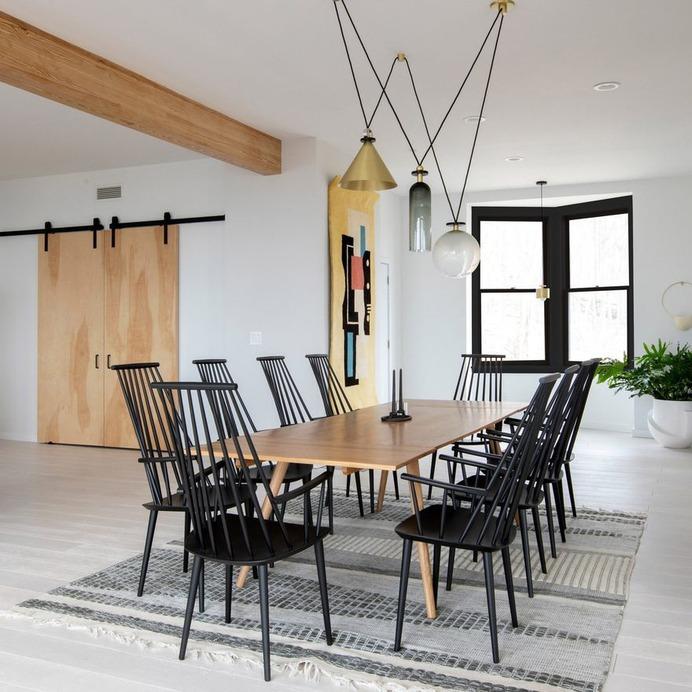 dining room / Michael Yarinsky Studio