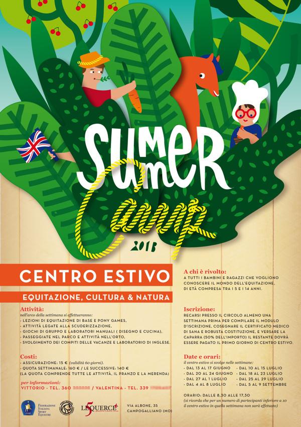 SUMMER Camp 2013 on Behance