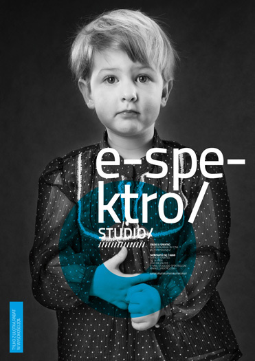 e spektro2 poster by michał stróż