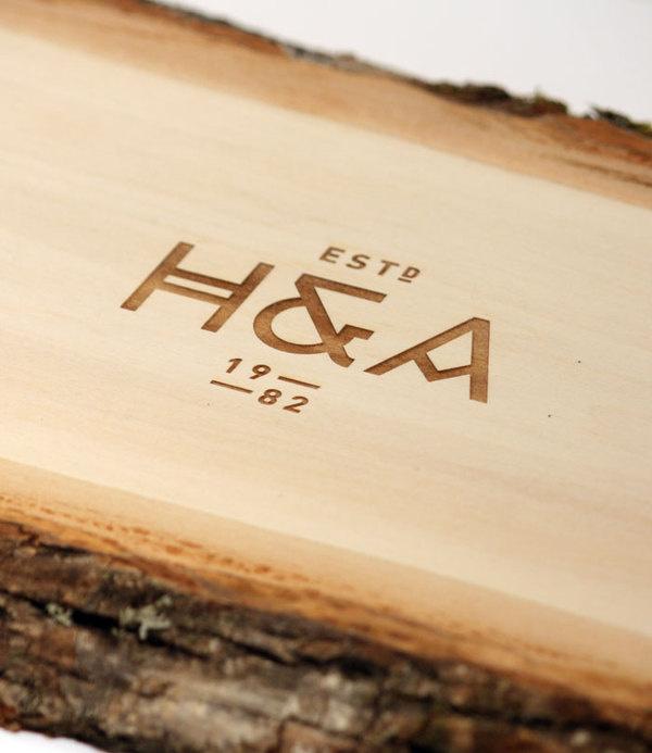 H&A #wood