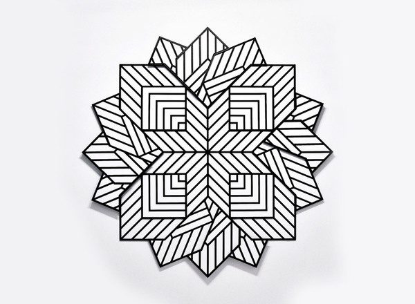 aakash_nihalani_new_work_07 #aakash #geometry #nihalani #art