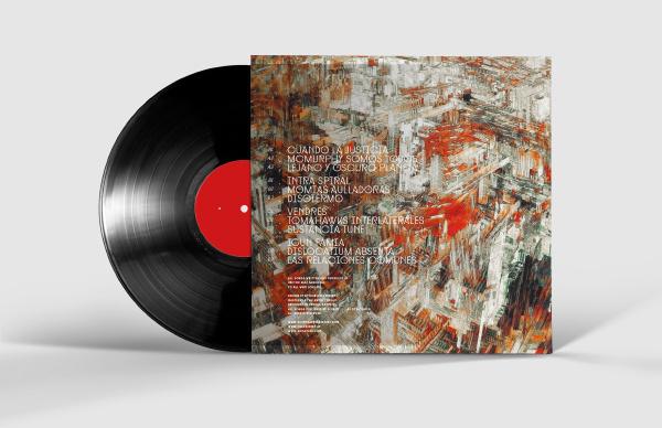 Komatssu / Scheme on Behance #packaging #print #design #sleeve #vinyl #art #typography