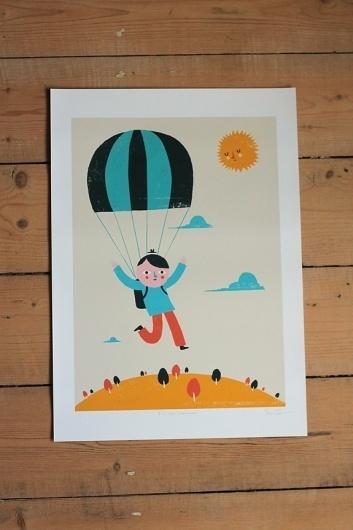 websitesarelovely #jetpackage #project #print #illustration #javens #poster #art #ben