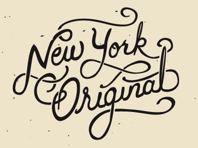 Dribbble - NYO by Mads Burcharth #lettering #awesome