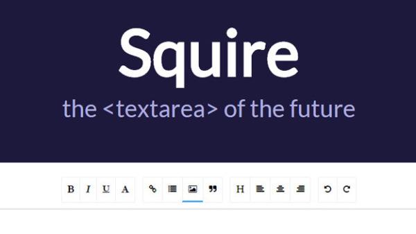 HTML5 Text Editor