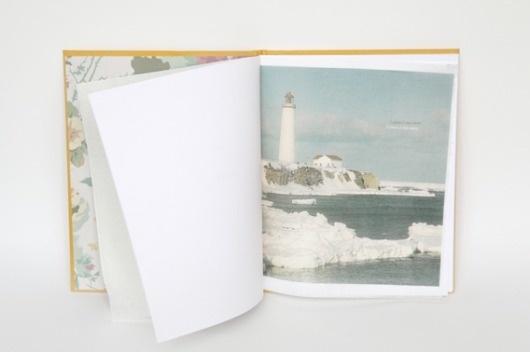 La Chambre Graphique #edition #yellow #book #sea #flowers