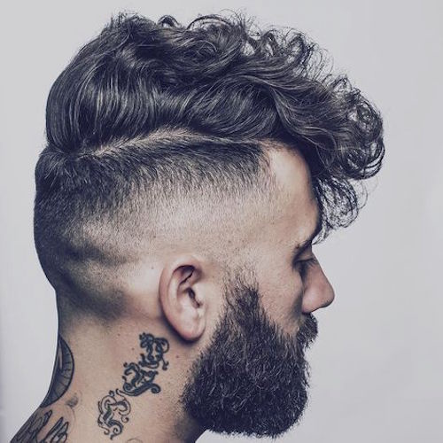 Haircut by The Nomad Barber