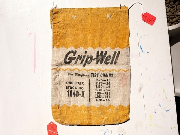 All sizes   Grip-Well.   Flickr - Photo Sharing! #bag #print #vintage #typography