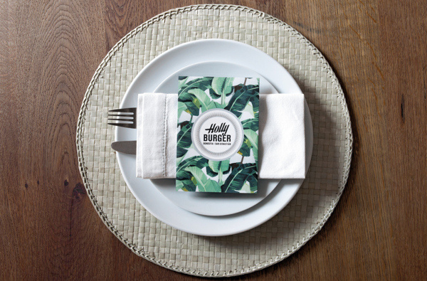 Holly Burger on Behance #print #branding