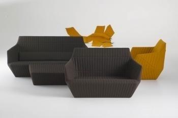 Ronan & Erwan Bouroullec Design #bouroullec #sofa #design #color #foam #facett #furniture