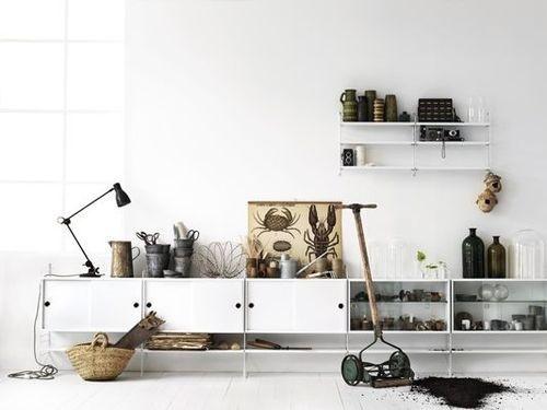 image #interior #white #material