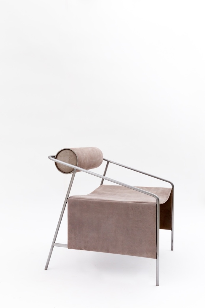 Arctic Smoke Chair