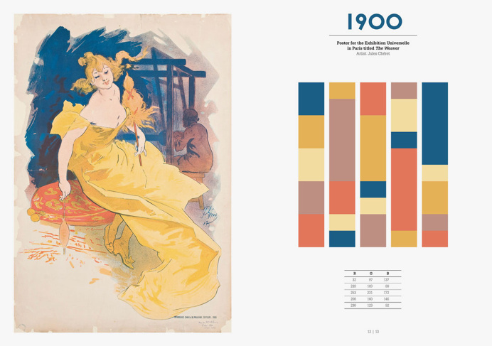 """5 Learn the Visual History of the 20th Century in """"100 Years of Color"""""""