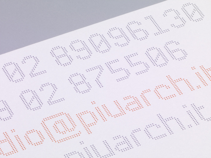 Base / Piuarch / Business Cards / 2011