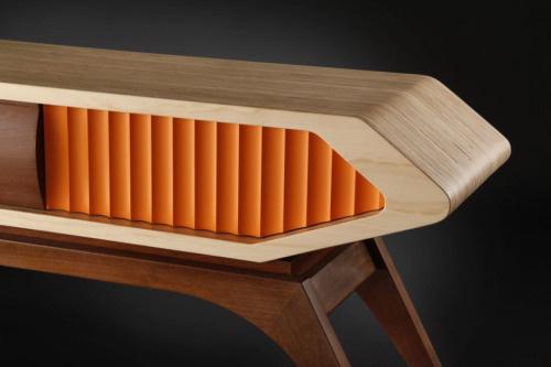 Wood Furniture by Jory Brigham