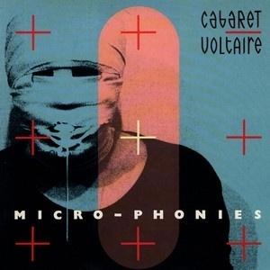 Cabaret Voltaire - Micro-Phonies(LP)   hhv.de   shop #lp cover #neville brody #cabaret voltaire