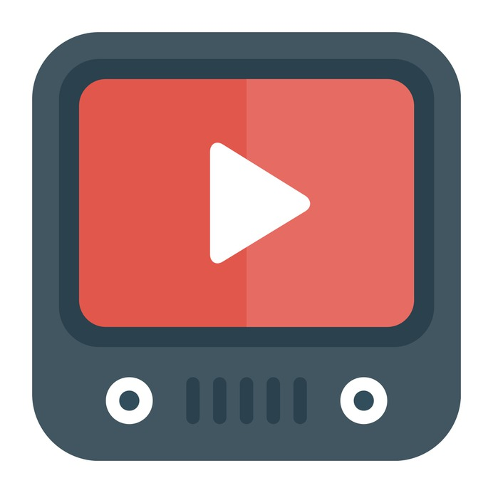 See more icon inspiration related to youtube, brand, logo, video player, social media, social network, logotype and brands and logotypes on Flaticon.