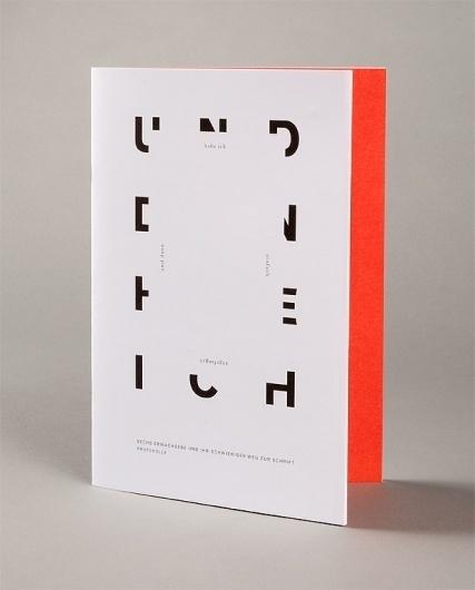 DEUTSCHE & JAPANER - Creative Studio - albi / Bench.li #brochure