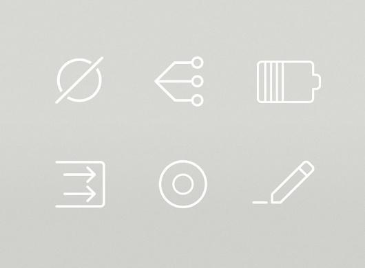 Kin Mobile - Postmammal #icons
