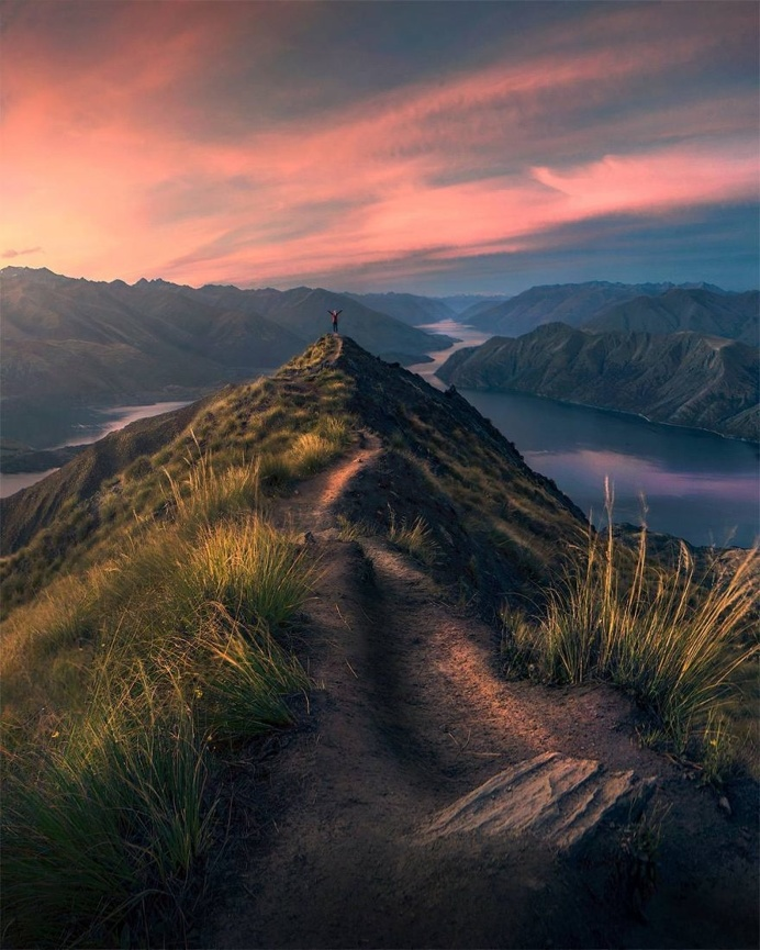 Spectacular Mountain Landscape Photography by Max Rive