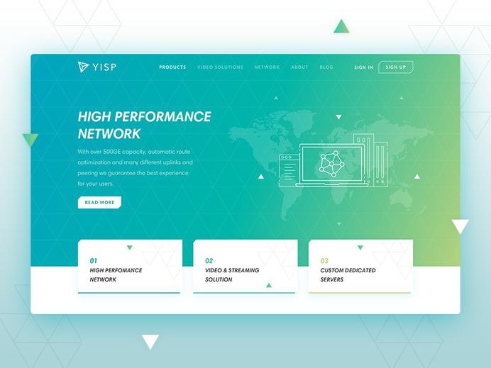 YISP Mainslide by Anton Avilov