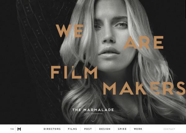 The | Marmalade #website