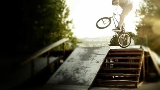 Slow Motion BMX Footage « Onestep Creative #bmx #motion #photography #slow #dirt