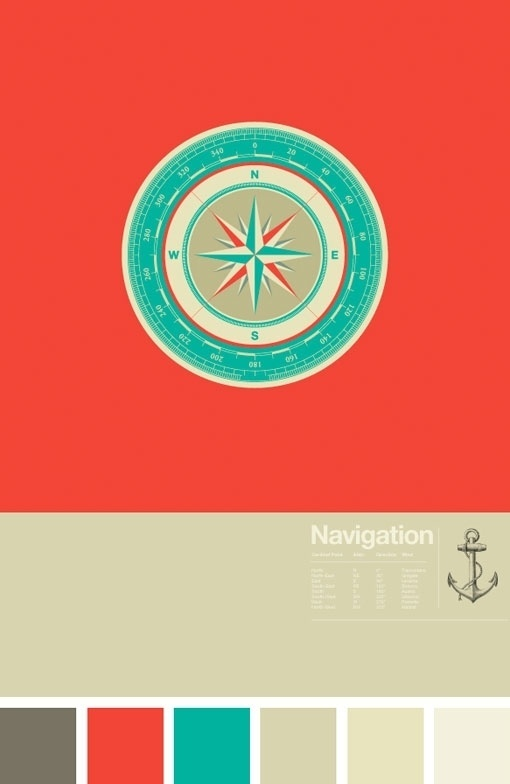 Design Work Life » cataloging inspiration daily #illustration #posters #navigation